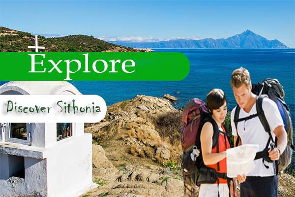 Explore the unique beauty of Sithonia